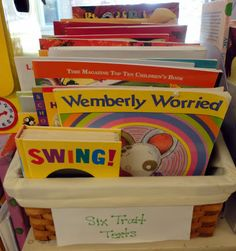 Children's Books for Teaching the Six Traits of Writing