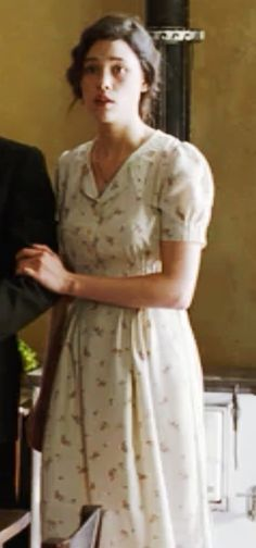 The Well Digger's Daughter- Frisbey is so pretty in this movie! I love the style of clothing in this era.