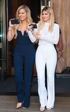 Kylie Jenner Khloe Kardashian