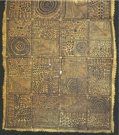 From the book Hiapo Past and Present in Niuan Bark Cloth by John Pule and Nicholas Thomas Pattern Images, Pattern Art, Pattern Design, Textile Prints, Textile Design, Textile Art, Tapas, Bark Cloth, Higher Art