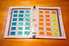 This is a great idea! I always dread trying to figure out what to fix for dinner. Meal Planning Made Easy :: Hometalk