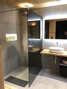 Office Bathroom, Bathroom Renos, Modern Bathroom, Foyer Decorating, Interior Decorating, Decorating Bathrooms, Decorating Kitchen, Decorating Ideas, Kitchen Nook