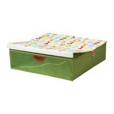 KUSINER Cajón de cama 58x58x16 cm   - IKEA 6€