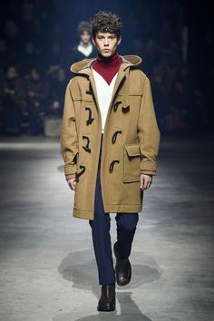 Kenzo Fall 2018 Menswear Collection - Vogue