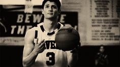 One Tree Hill Ravens Basketball  Nathan Scott 3 Background  James Lafferty