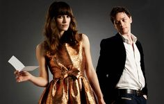 3. Keira Knightley y James McAvoy (Deseo y pecado)
