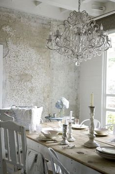 Inspiration in White: TexturedWalls - lookslikewhite Blog - lookslikewhite