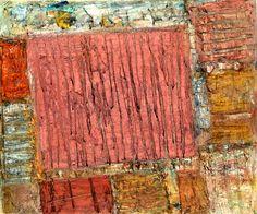 Autumn Fields, Levan Lagidze, Oil on Canvas.