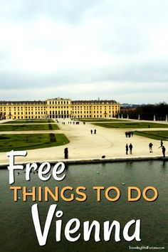 When I travel I always look for the free things to do in every city. You can always find something to do for free when traveling. Here are some of the free things to do in Vienna. | fun things to do in Vienna | what to do in Vienna | https://www.travelingWellForLess.com #freethingstodo #austria #vienna