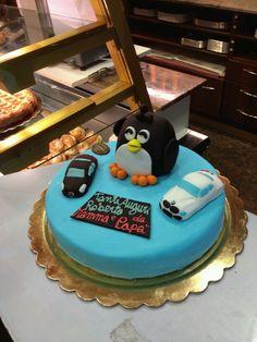 Roberto's Birthday cake