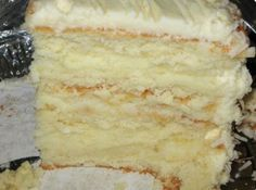 Cake/Mile-High Coconut Layer Cake image