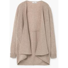 Cardigan 100 cashmere ($34) ❤ liked on Polyvore featuring tops, cardigans, brown cardi, cardigan top, embellished cashmere cardigan, embellished top and cashmere cardigan