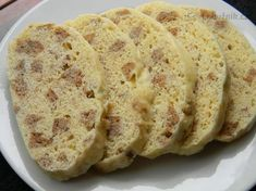 Houskové kynuté knedlíky Bread Dumplings, Czech Recipes, International Recipes, Menu, Czech Food, Detail, Menu Board Design