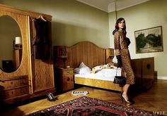 Photos: Keira Knightley in Vogue