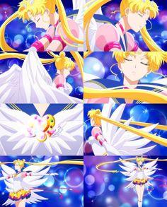 Sailor Moon Stars, Sailor Moon Crystal, Sailor Moon Transformation, Sailor Moon Aesthetic, Sailor Scouts, Moon Art, Serenity, Disney Characters, Fictional Characters