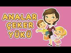 Analar Çeker Yükü Çocuk Şarkısı | Çocuk Şarkıları 2015 - YouTube