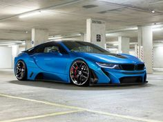 BMW i8  Why can't they have this model now?