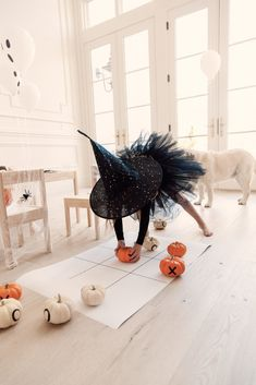 Kid's Halloween Party...