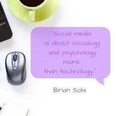 """Socialne Media Pre Maly Biznis on Instagram: """"Citát na dnešný deň.   ***************  Quote for today."""" Today Quotes, Sociology, Social Media, Technology, Instagram, Blog, Tech, Tecnologia, Blogging"""