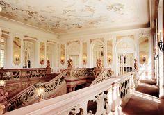 """inthecoldlightofmorning: """" """" Kurfürstliches Palais in Trier, Germany x  """" """""""
