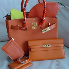 Hermes - Birkin bag, Kelly purse and other goodies!