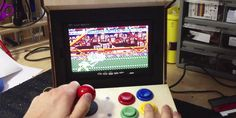 Un proyecto en Kickstarter ofrece la posibilidad de crear un Arcade para tu Raspberry Pi utilizando un kit con todos los elementos necesarios.