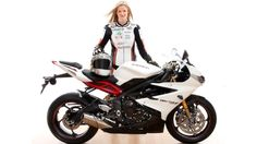 2013 Isle of Man TT: Maria Costello Shows that Girls Can Ride * I would love to attend this race.