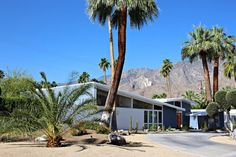 mid-century modern, finding beautiful truth, palm springs