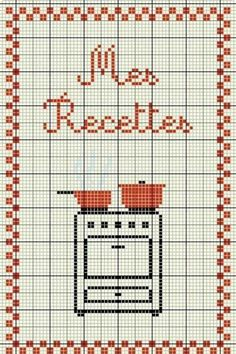 Hand Embroidery Patterns, Beading Patterns, Cross Stitch Embroidery, Crochet Patterns, Cross Stitch Kitchen, Cross Stitch Books, Cross Stitch Designs, Cross Stitch Patterns, Perler Beads