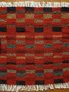 織り制作 : 冬隣