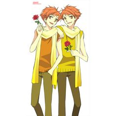 Ouran High School Host Club render download ❤ liked on Polyvore featuring anime, ohshc, ouran high school host club, manga and characters