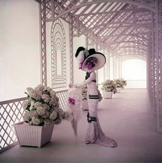 "Who doesn't love the iconic Ascot dress from ""My Fair Lady""? Costume designer: Cecil Beaton"