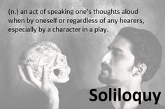 Ibsen especially uses the literary device of soliloquies. Through these secret speeches, we hear Nora's true thoughts in Act 3.