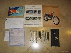 1973 Yamaha 360 Enduro | eBay