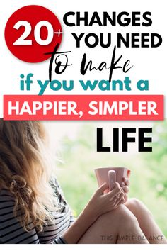 Simplify Your life: Use these 20 tips and ideas to get the simple life youve always wanted! Overwhelmed Mom, Feeling Overwhelmed, Cellulite, Declutter Your Life, All That Matters, Positive Discipline, Life Purpose, Working Moms, Make Time