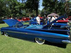 Custom 1959 Chevy Impala | Amazing Classic Cars