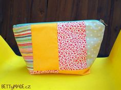 yellow pouch