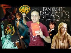 ¡Reacción al Trailer de Animales Fantásticos! / Andrés Navy - YouTube