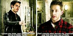 Oh Charming #CaptainSwan #OUAT