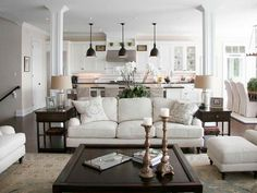 Country Chic Living Room | 18 Photos of the How to Pick the Right Country Style Living Room
