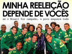Post  Fala Sério!   : CORTINA DE FUMAÇA !