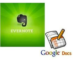 It's all about cloud-computing these days and two applications that make it seamless are Evernote and Google Docs. Dropbox is another, but it functions more as a synching tool than a document generation application.
