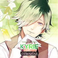 Kyrie Ozmafia....WHERE CAN I FIND HIM??