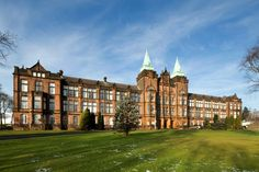 David Stow building: 'Once-in-a-lifetime' campus-to-resi opportunity comes to market in Glasgow