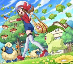 Gold Pokemon, Pokemon Fan Art, Pokemon Games, Cute Pokemon, 151 Pokemon, Pokemon Stuff, Pokemon Photo, Pokemon Ash And Serena, Pokemon Special