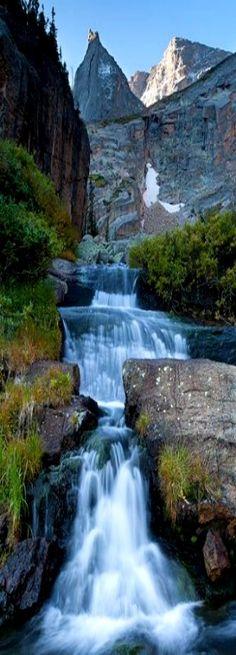 lack Lake ~ Rocky Mountain National Park, Colorado