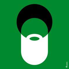 Aatolá Jomeini, líder político-espiritual de la Revolución islámica de 1979  - Autor: Eduardo Luzzatti