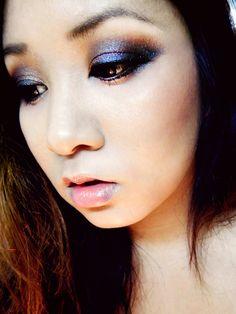 myface cosmetics blingtones fotd by chrissy at mycosmeticbag.com