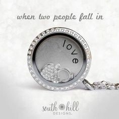When two people fall in love ♥  http://SouthHillDesigns.com/TammyTamayo