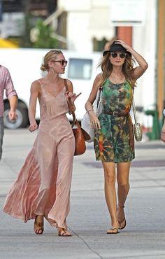 #Candice Swanepoel street style | Style Inspiration